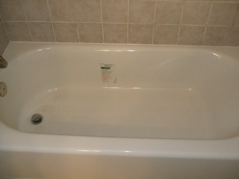 Bathtub: Install New Bathtub